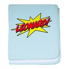 leonard star baby blanket