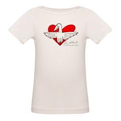 Pelican Love Organic Baby T-Shirt