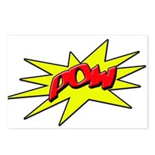 pow Postcards (Package of 8)