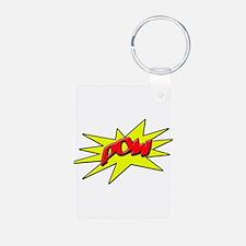 pow Keychains