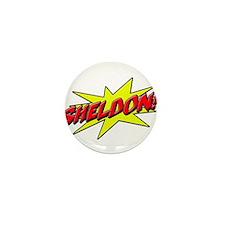 sheldon star Mini Button