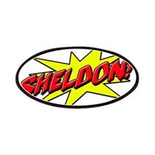 sheldon star Patches