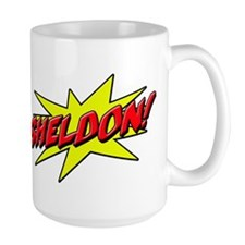 sheldon star Mug