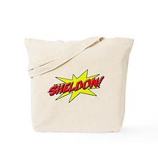 sheldon star Tote Bag