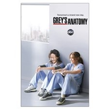 Grey's Anatomy Large Poster