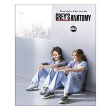 Grey's Anatomy Small Poster