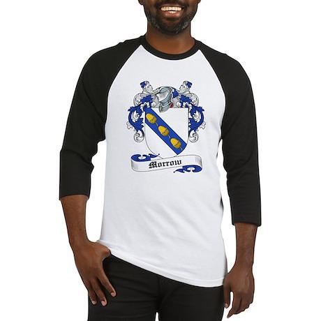 Morrow Coat of Arms Baseball Jersey