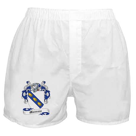 Morrow Coat of Arms Boxer Shorts