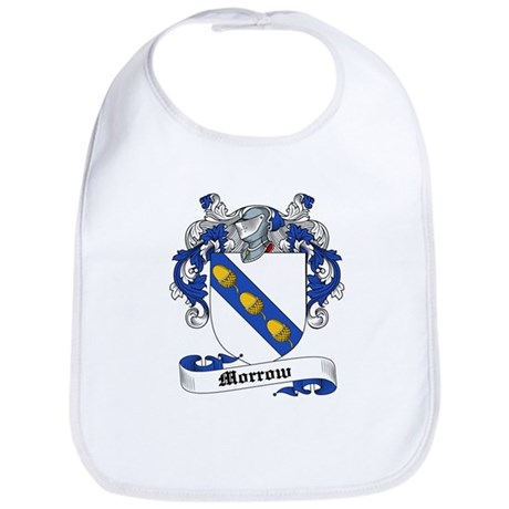 Morrow Coat of Arms Bib