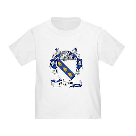 Morrow Coat of Arms Toddler T-Shirt