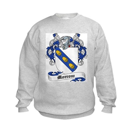 Morrow Coat of Arms Kids Sweatshirt