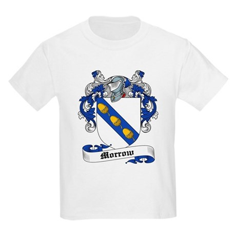 Morrow Coat of Arms Kids T-Shirt