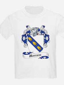 Morrow Coat of Arms Kids T-Shirt