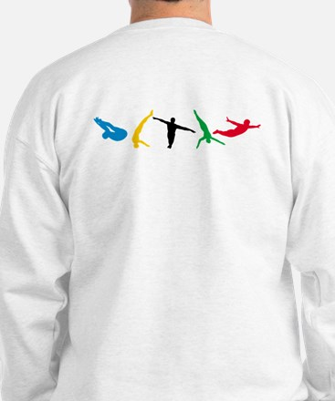 Diving Divers Sweatshirt