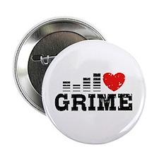 "I Love Grime 2.25"" Button"