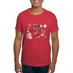 Happy Valentine's Day Retro T-Shirt