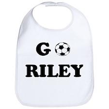 Go RILEY Bib