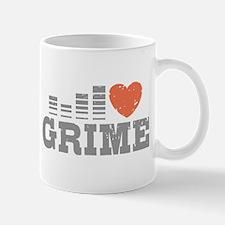 I love Grime Small Small Mug