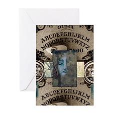 Oujia & Oliva Greeting Card