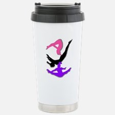 Trampoline Gymnast Travel Mug