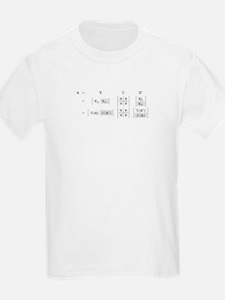 Fundamental spaces T-Shirt