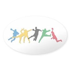 Handball Decal