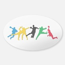 Handball Decal
