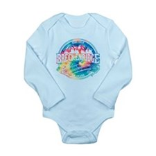 Breck Old Circle Perfect Long Sleeve Infant Bodysu