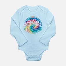 Breck Old Circle Perfect Long Sleeve Infant Bodysu