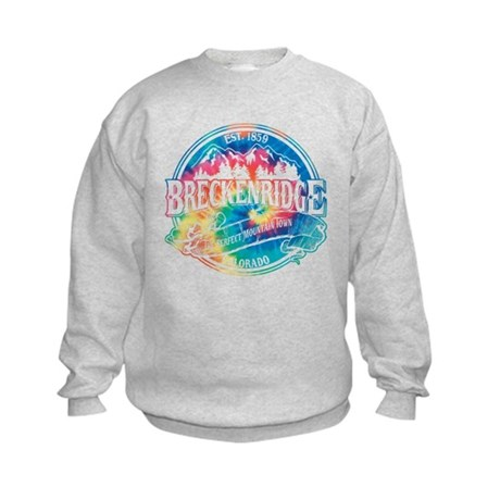 Breck Old Circle Perfect Kids Sweatshirt