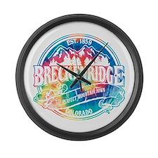Breck Old Circle Perfect Large Wall Clock