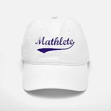 Vintage Mathlete 6 Cap