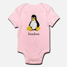 Funny Open source Infant Bodysuit