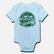 Breckenridge Old Green Infant Bodysuit