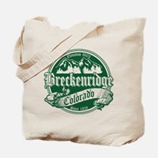 Breckenridge Old Green Tote Bag
