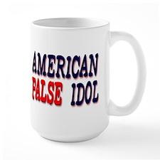 American False Idol Mug