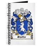 Shaffer Coat of Arms Journal