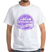 Breckenridge Old Violet Shirt
