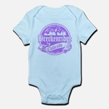 Breckenridge Old Violet Infant Bodysuit