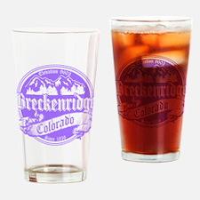 Breckenridge Old Violet Drinking Glass