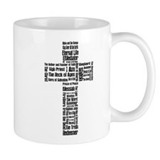 Names of Jesus Small Mug