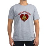 Heartthrob - Valentine's Puppy Love Men's Fitted T