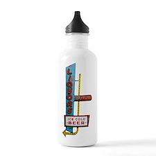 Bayville Liquors Water Bottle