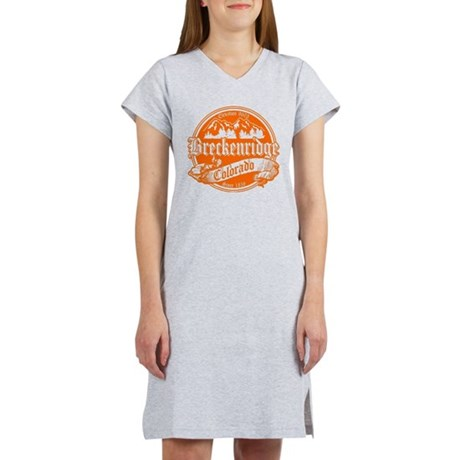Breckenridge Old Orange Women's Nightshirt