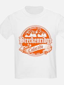 Breckenridge Old Orange T-Shirt