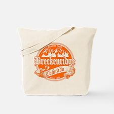 Breckenridge Old Orange Tote Bag