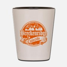 Breckenridge Old Orange Shot Glass