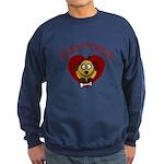 Heartthrob - Puppy Love Sweatshirt (dark)