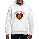 Heartthrob - Puppy Love Hooded Sweatshirt