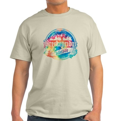 Breckenridge Old Tie Dye Light T-Shirt